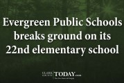 Evergreen Public Schools breaks ground on its 22nd elementary school