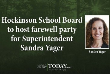 Hockinson School Board to host farewell party for Superintendent Sandra Yager