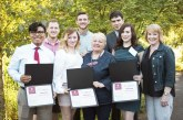 WSU Vancouver recognizes outstanding business students for their consulting work