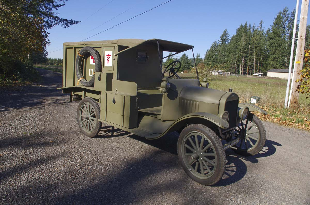 The Vancouver Barracks Military Association will present an interactive military history talk on Thu., May 16, hosted by The Historic Trust. Photo courtesy of The Historic Trust