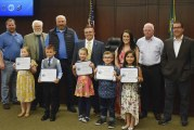 Tukes Valley Primary students recognized