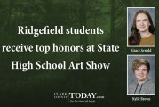 Ridgefield students receive top honors at State High School Art Show
