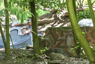 Unsheltered homeless population in Clark County spikes again