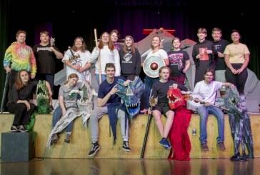 Woodland High School's Drama Club presents award-winning play, 'She Kills Monsters'
