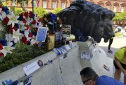 Battle Ground police officer writes about the importance of honoring the fallen