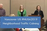 Vancouver's Neighborhood Traffic Calming program wins national award