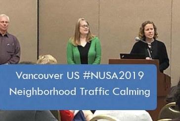 Vancouver's Neighborhood Traffic Calming program wins national award