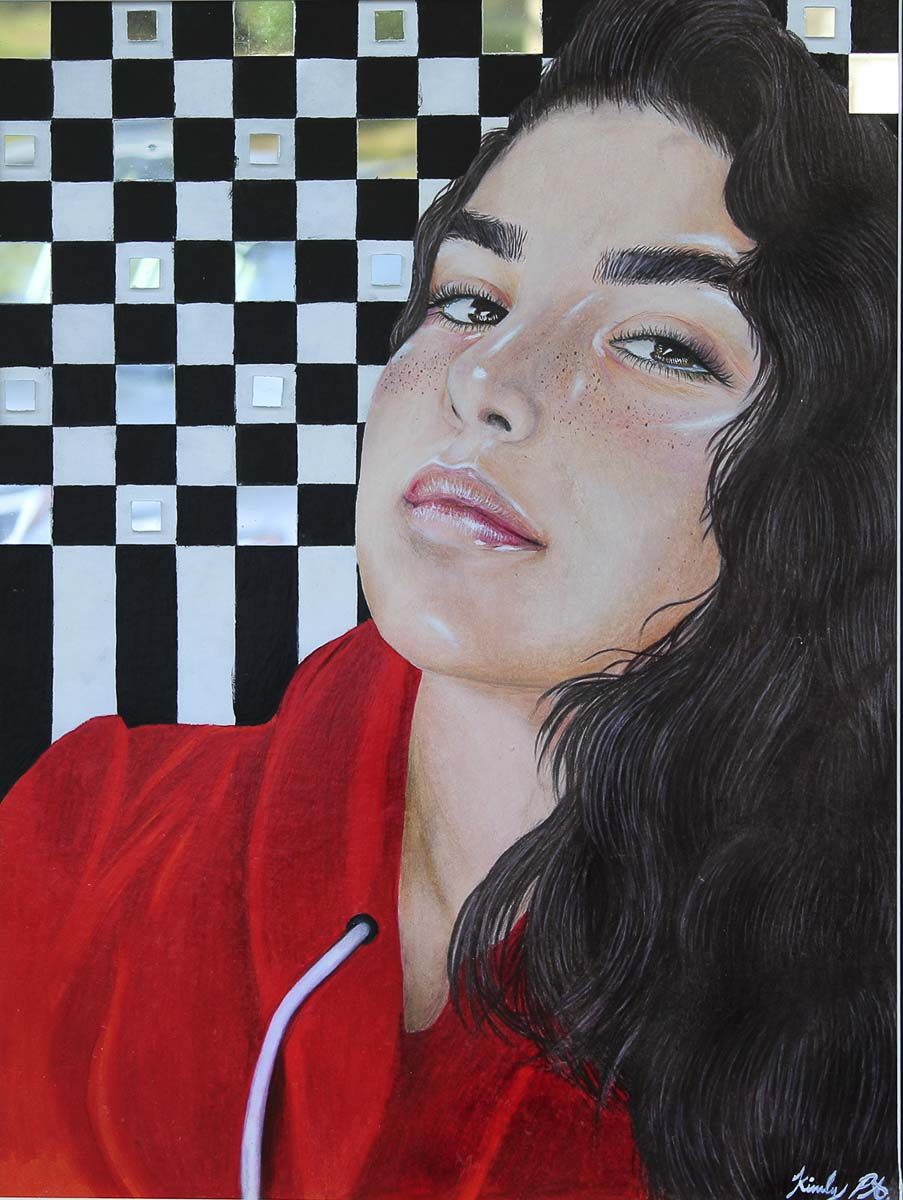 """Tia"" by Kimberly Pacheco-Ayala of Kelso High School"