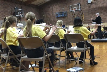 Music brings generations together in Hockinson