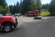 Two killed in motorcycle crash on SR-503 near Battle Ground