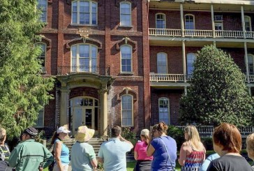 Clark County Historical Museum walking tours kick off next weekend