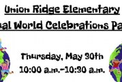 Union Ridge Elementary School organizes 6th annual World Celebrations Parade