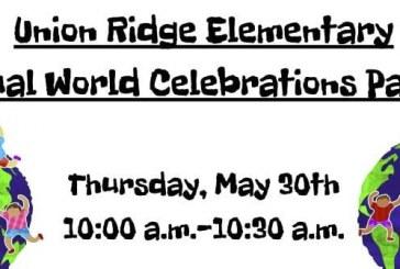 Union Ridge Elementary School organizes 6th annual World Celebrations Parade