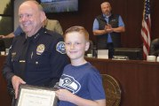 Battle Ground youth recognized for heroic actions
