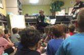 Ridgefield students visited by police officers
