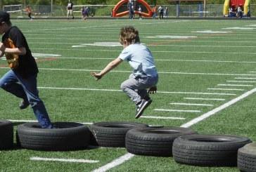 Ridgefield's South Ridge Elementary School holds Sport-A-Thon fundraiser