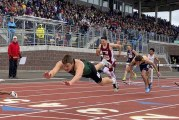 Super performances at track and tennis