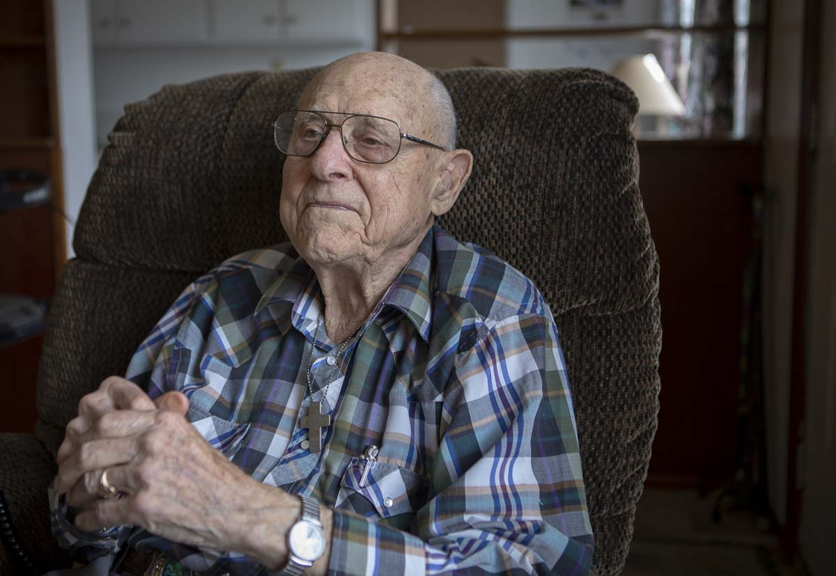 Commentary: Spending D-Day with a man who was there