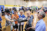 Battle Ground fourth graders find fun at district's Career Exploration Fair