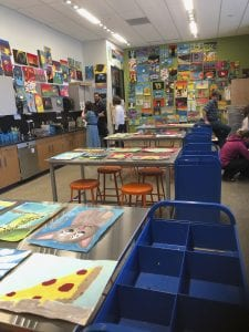 Ridgefield School District's Artistry Night showcases STEAM projects