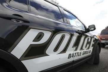 Battle Ground Police Department makes arrest in recent crime spree