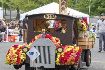 Clark County well represented at 2019 Grand Floral Parade