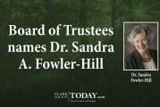 Clark College Board of Trustees names Dr. Sandra A. Fowler-Hill interim president