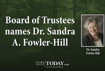 Clark College Board of Trustees names Dr. Sandra A. Fowler-Hill interim president