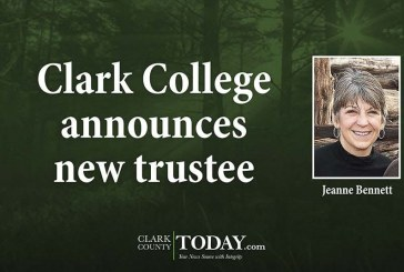 Clark College announces new trustee