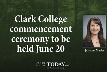 Clark College commencement ceremony to be held June 20