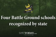 Four Battle Ground schools recognized by state
