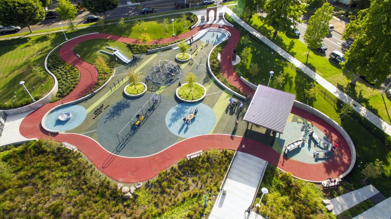 Public invited to preview the vision for Vancouver's first fully-inclusive playground