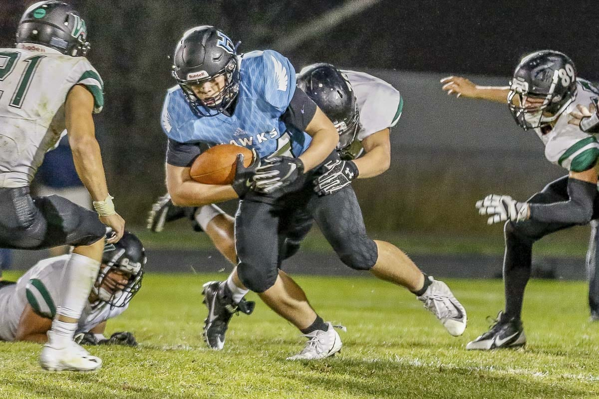Hockinson High School graduating senior Joseph Brennan will join older brother Tommy at the U.S. Naval Academy.
