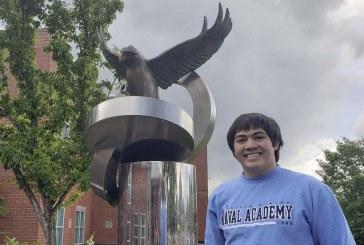 High School graduation: Hockinson Hawk prepares to set sail for Naval Academy