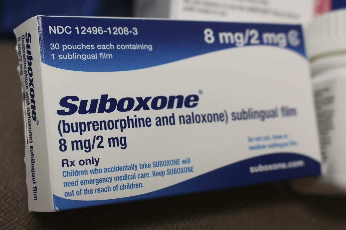 Suboxone is a popular drug used in the treatment of Opioid Use Disorder. Photo courtesy PeaceHealth Southwest