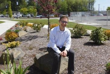 Ridgefield's first National Merit Scholar finalist in 17 years
