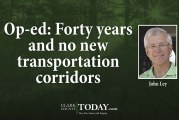 Op-ed: Forty years and no new transportation corridors