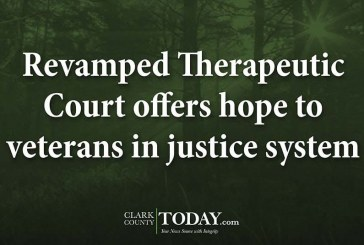 Revamped Therapeutic Court offers hope to veterans in justice system