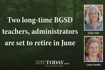 Two long-time BGSD teachers, administrators are set to retire in June