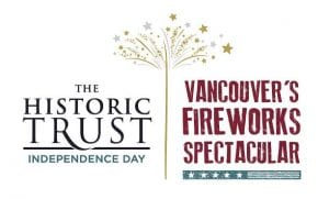 The Historic Trust and city of Vancouver recently announced the 56-day countdown to the 56th Annual Vancouver Fireworks Spectacular presented by Columbia Credit Union.