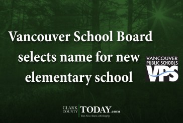 Vancouver School Board selects name for new elementary school