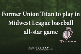Former Union Titan to play in Midwest League baseball all-star game