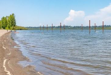 Clark County Public Health lifts swim beach closure at Vancouver Lake