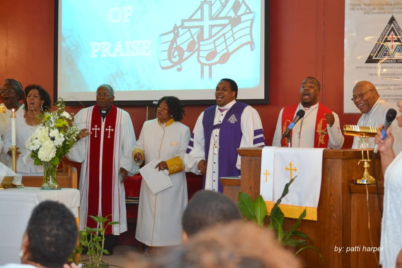 CCHM First Thursday: History of the Community AME Zion Church Choir