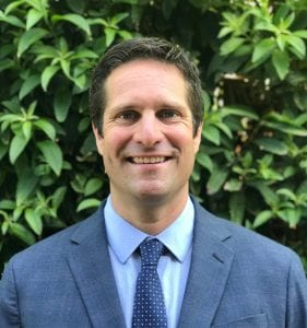 Barnaby Gloger named assistant principal at Ridgefield High School