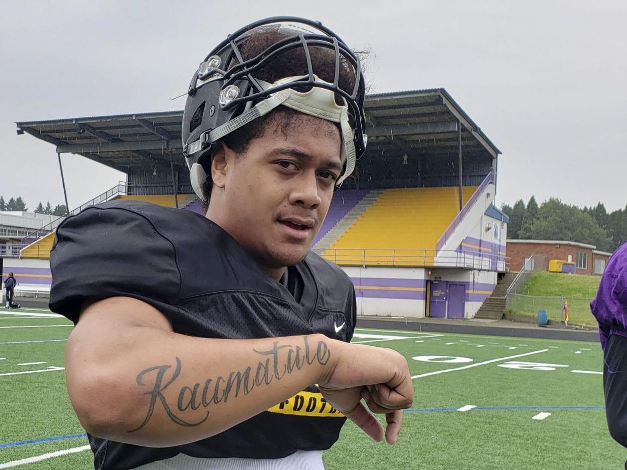 Freedom Bowl: Bay's Akilotoa Kaumatule ready to represent again