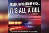 Increased DUI enforcements July 19 & 20