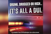 Increased DUI enforcements July 19 & 20