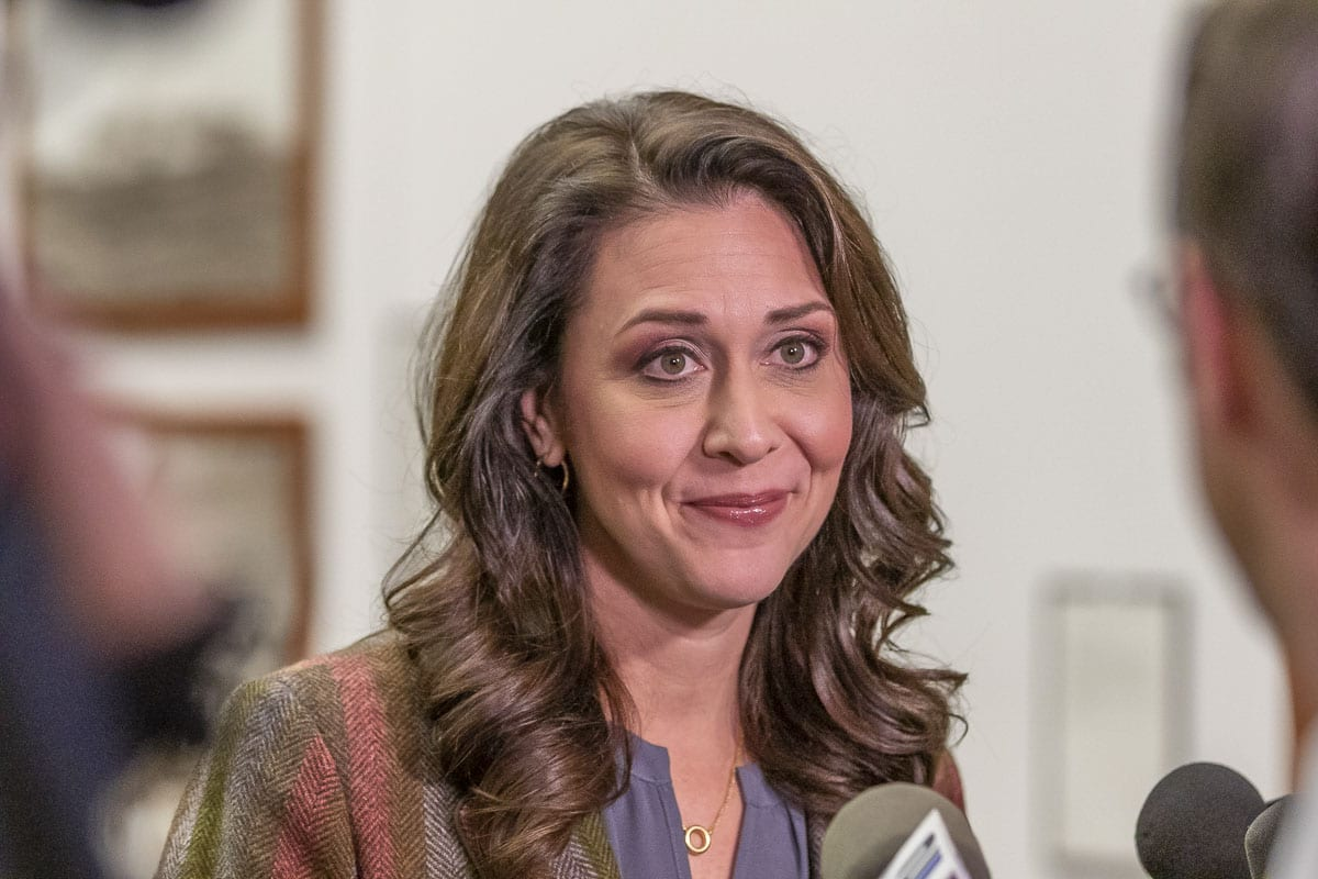 Herrera Beutler talks I-5 Bridge, Trump tweets in telephone town hall