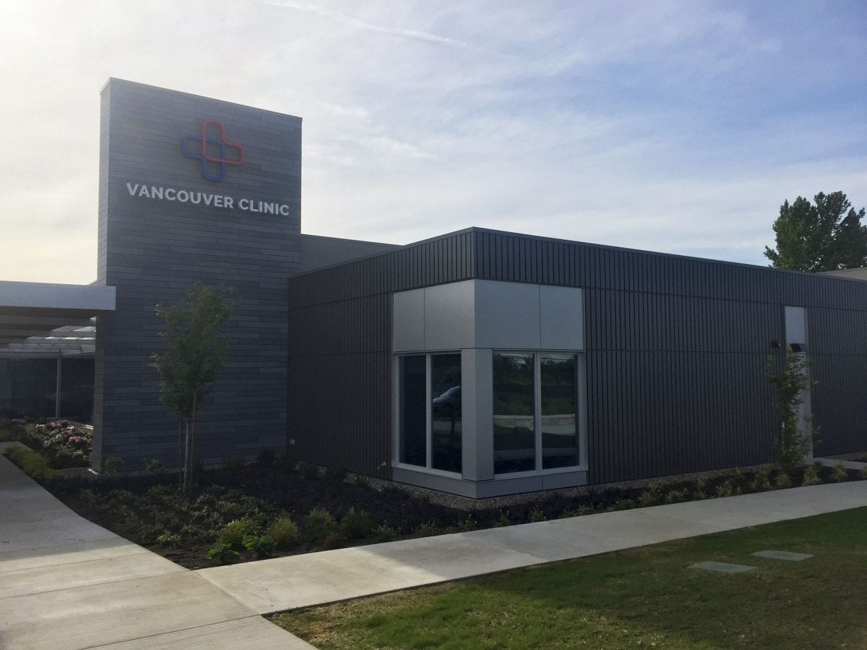 Vancouver Clinic to host open house event at new Ridgefield clinic